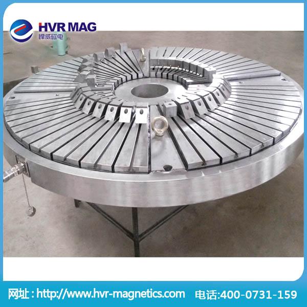 大型电永磁吸盘 DYCC3系列圆形电永磁吸盘