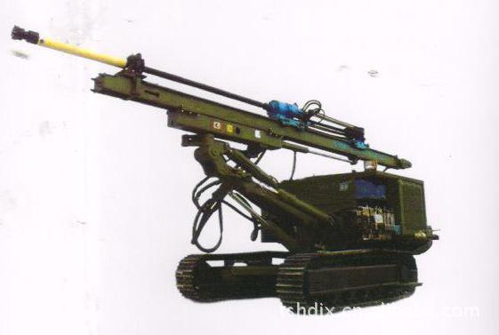 履带式潜孔钻车厂家