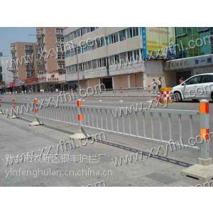 供应山西太原大同市政道路护栏|喷塑道路护栏|道路护栏高度