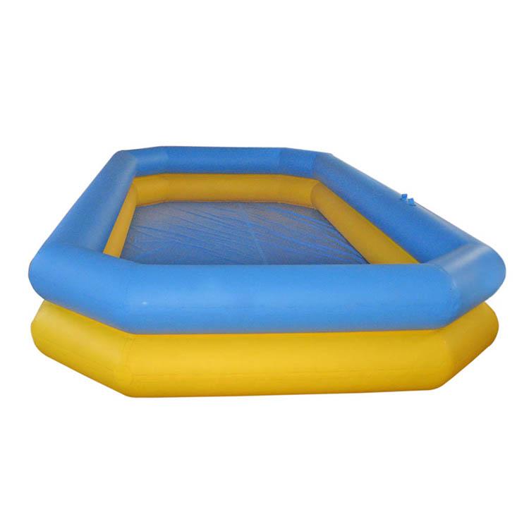 儿童充气游泳池