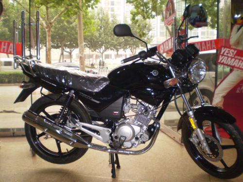 雅马哈摩托车,雅马哈天剑YBR125,125摩托车,进口摩托车