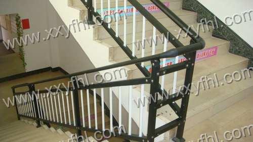 湖北护栏生产基地|小区楼梯间护栏|护栏扶手可定做加工