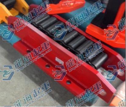 小型履带式重物移运器,履带式滚轮装箱器,CRM滚轮小车厂家