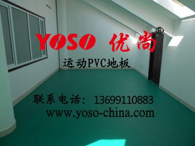 运动地板的舒适性,运动地胶的优点,专业的运动地胶