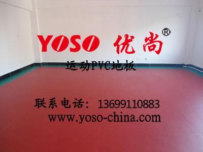 运动地胶,pvc防静电地胶地板,PVC塑胶地板