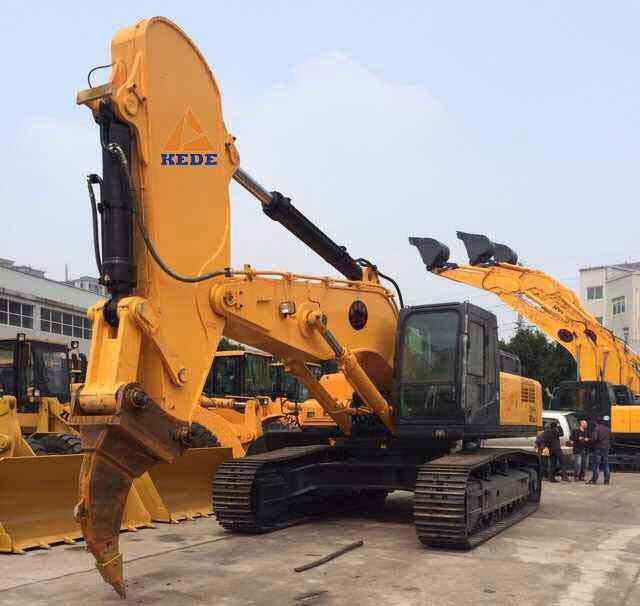 供应四川地区挖挖机岩石缩短臂厂家直供