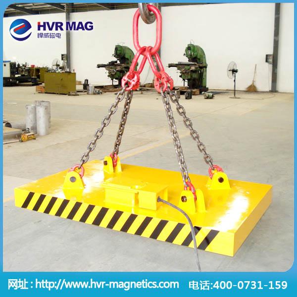 方坯等型材搬运用电永磁吸持器,电永磁吊具