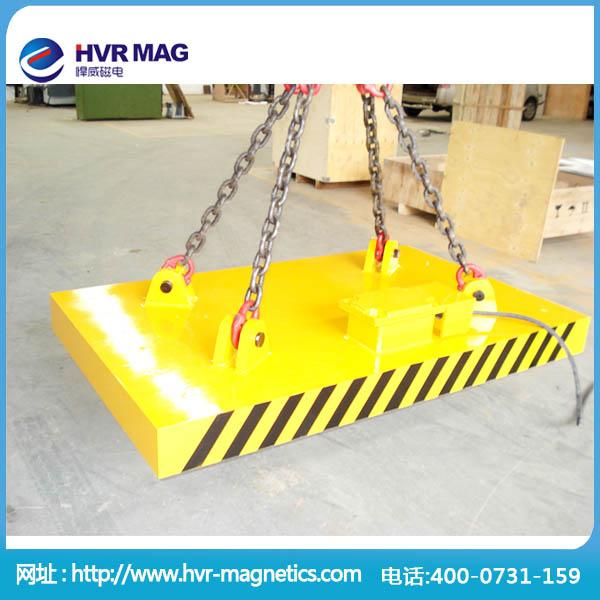 板坯吊运用起重吊具,成排钢坯搬运电永磁起重器