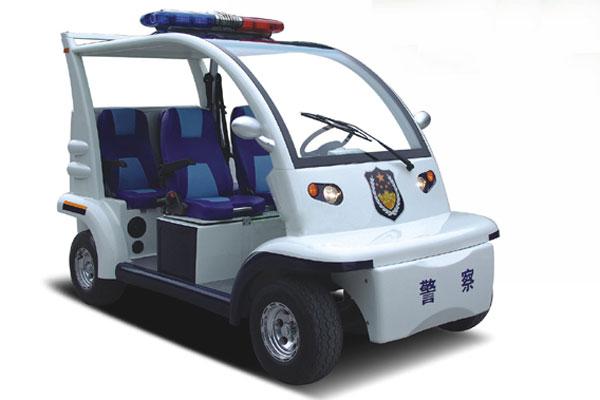 广西益高电动巡逻车