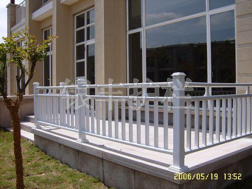 河南郑州开封阳台护栏 空调防护栏杆 防盗型 空调护栏