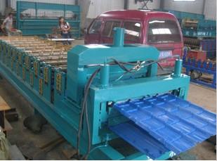 840-900型琉璃瓦机