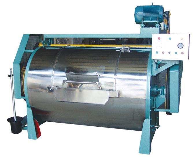 供应滤布100KG工业清洗机-100公斤大型工业洗衣机