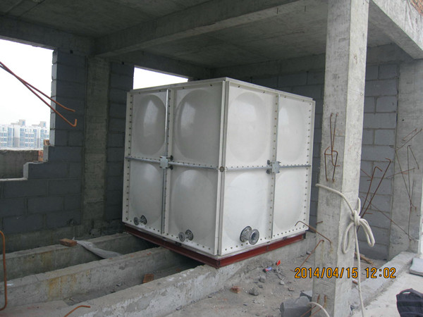 玻璃钢水箱|装配式玻璃钢水箱价格_选择腾翔是您正确的选择