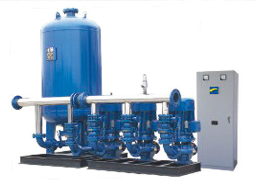 箱泵一体化-箱式变频增压给水设备003