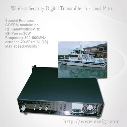 车载视频传输设备,移动数字无线监控设备