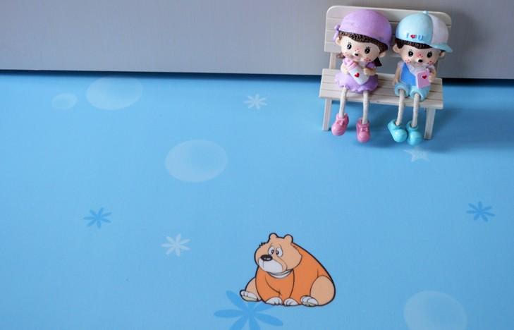 幼儿园专用地板 环保卡通地胶 加厚防滑耐磨地板革 pvc塑胶地板