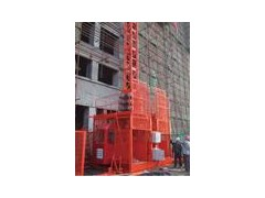 海山施工升降机 海山施工电梯