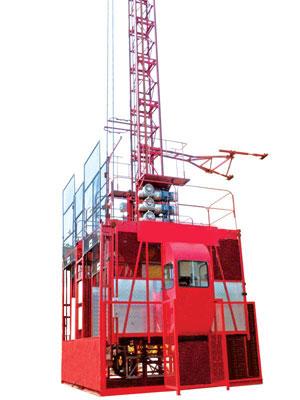 SC200/200华塔施工升降机