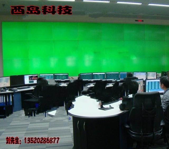 应急指挥中心监控DLP大屏维修/改造升级