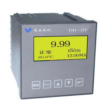 DB-2F中文显示工业在线电导率仪