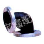 耐腐蚀90°橡胶弯头 WTX可曲挠橡胶弯头