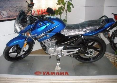 建设雅马哈天剑K125摩托车价格