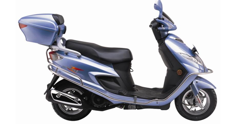 豪爵铃木 红巨星摩托车价格
