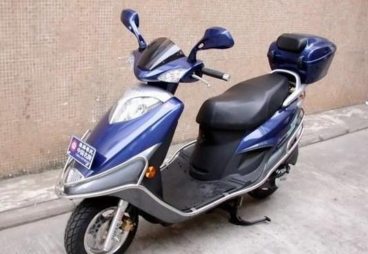 豪爵蓝巨星摩托车价格