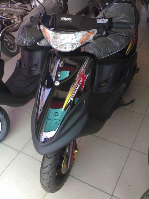 雅马哈福喜踏板摩托车价格