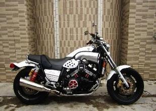 雅马哈大魔鬼1200摩托车报价