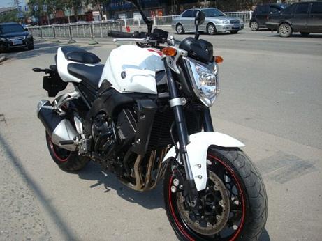 雅马哈摩托车跑车价格