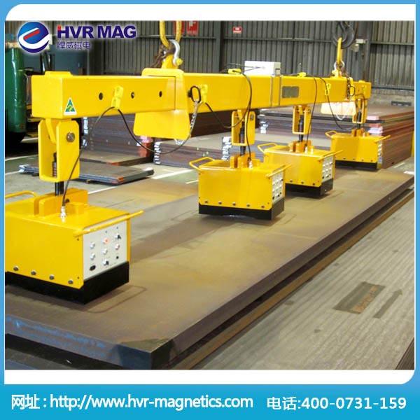 悍威特供高科技磁起重电永磁铁,充电式起重电控永磁铁