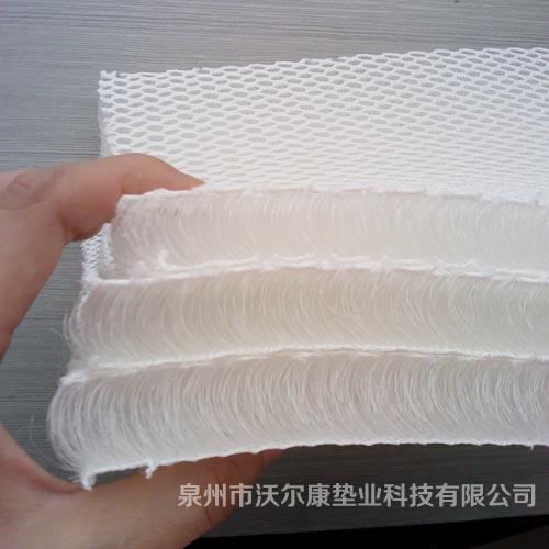 3D网布床垫材料枕芯填充物