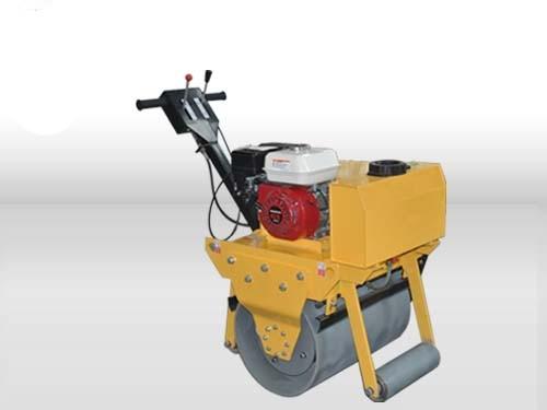 手扶式双轮压路机 手扶式单轮压路机 微型压路机 振动压路机