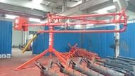 12米混凝土布料机,弯管轴承