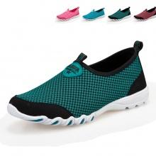 夏季爆款超轻透气网鞋 女士休闲鞋韩版单鞋子潮鞋女鞋