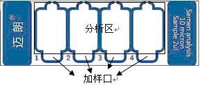 迈朗男科专用一次性精子计数板