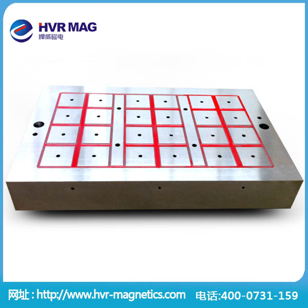 标准型电永磁吸盘,铣削用吸盘