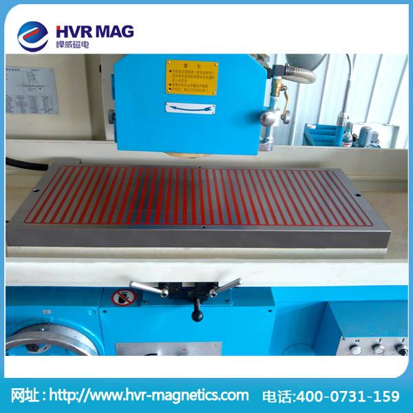 DYCM系列电控永磁吸盘,强力电永磁磁盘