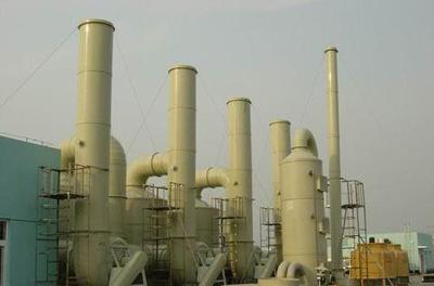 长期供应玻璃钢烟囱