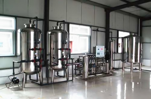 惠州井水处理设备