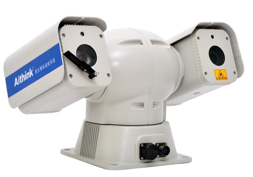 300米激光夜视一体化云台摄像机
