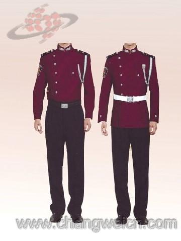 带给你不一样感觉的上海保安服