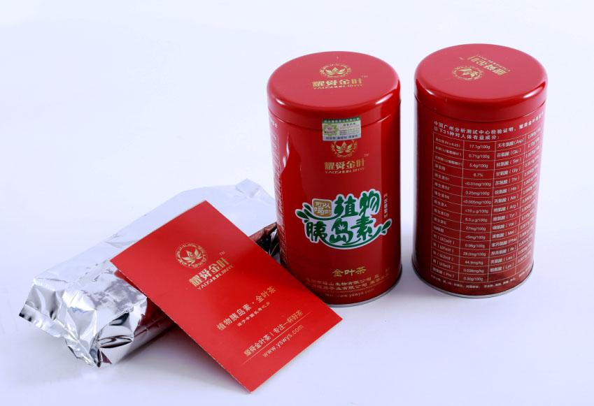 耀舜茶业植物胰岛素 天然无添加养生茶