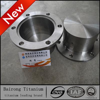 钛棒 TC4钛合金 钛管 钛板 钛法兰 纯钛棒