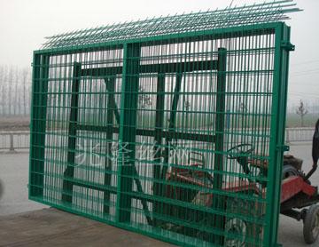 双边高速公路护栏网,公路围栏网