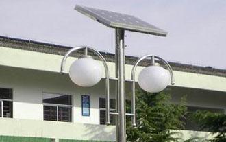 庭院灯、太阳能