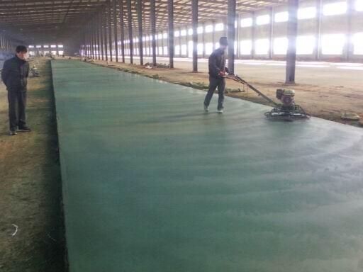 烟台金刚砂耐磨地坪生产条件