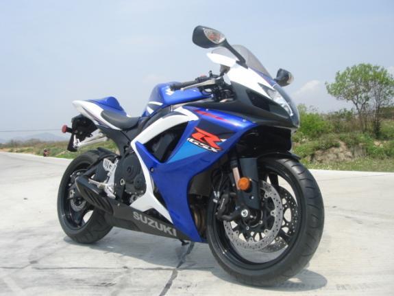 供应铃木GSX-R750摩托车厂家