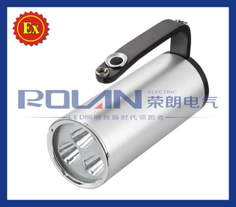 YJ1201手提式防爆探照灯YJ1201强光灯
